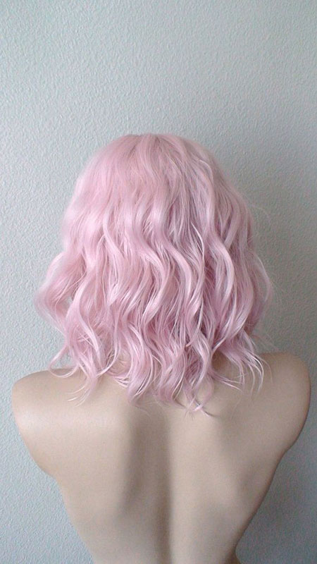 Pink Hair Color, Hair Pink Color Short