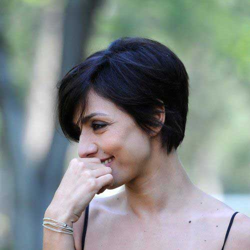 Trendy Short Hairstyles-17