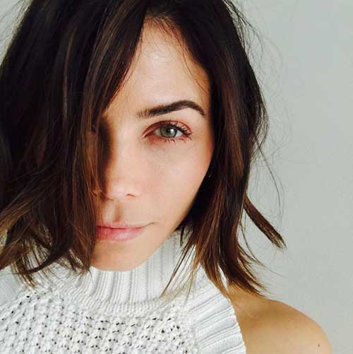 Celebs with Short Hair-8