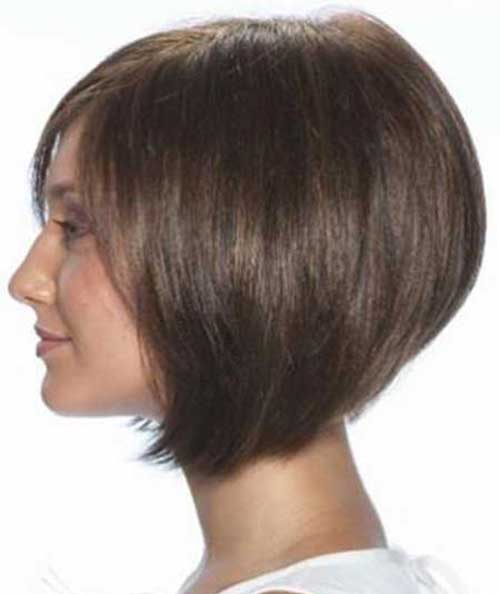 15 Short Haircuts for Thick and Straight Hair - Wass Sell