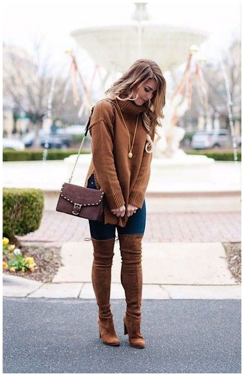 50+ popular winter outfits ideas to copy right now 47