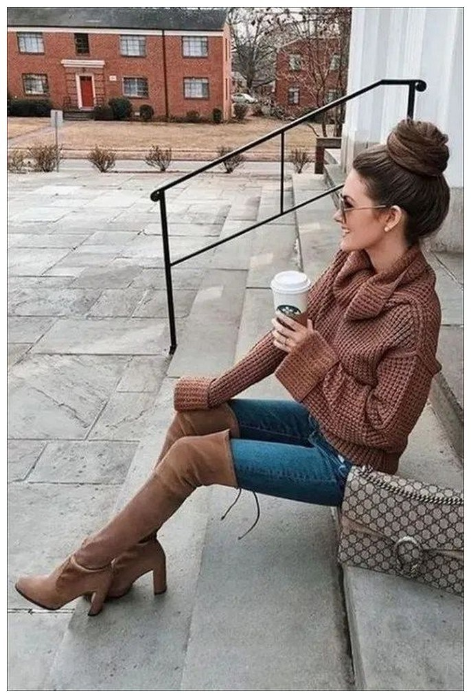 50+ popular winter outfits ideas to copy right now 20