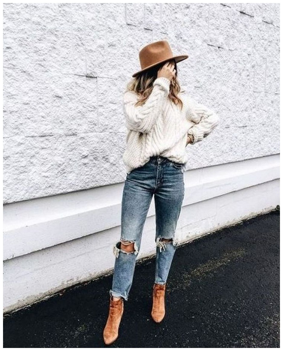 45+ trending winter outfits to copy right now 22