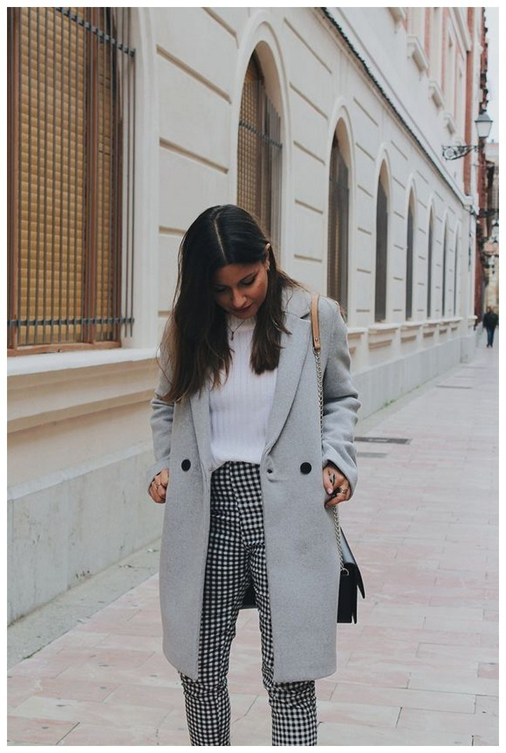 50+ cozy outfit idea you need to wear in winter 42