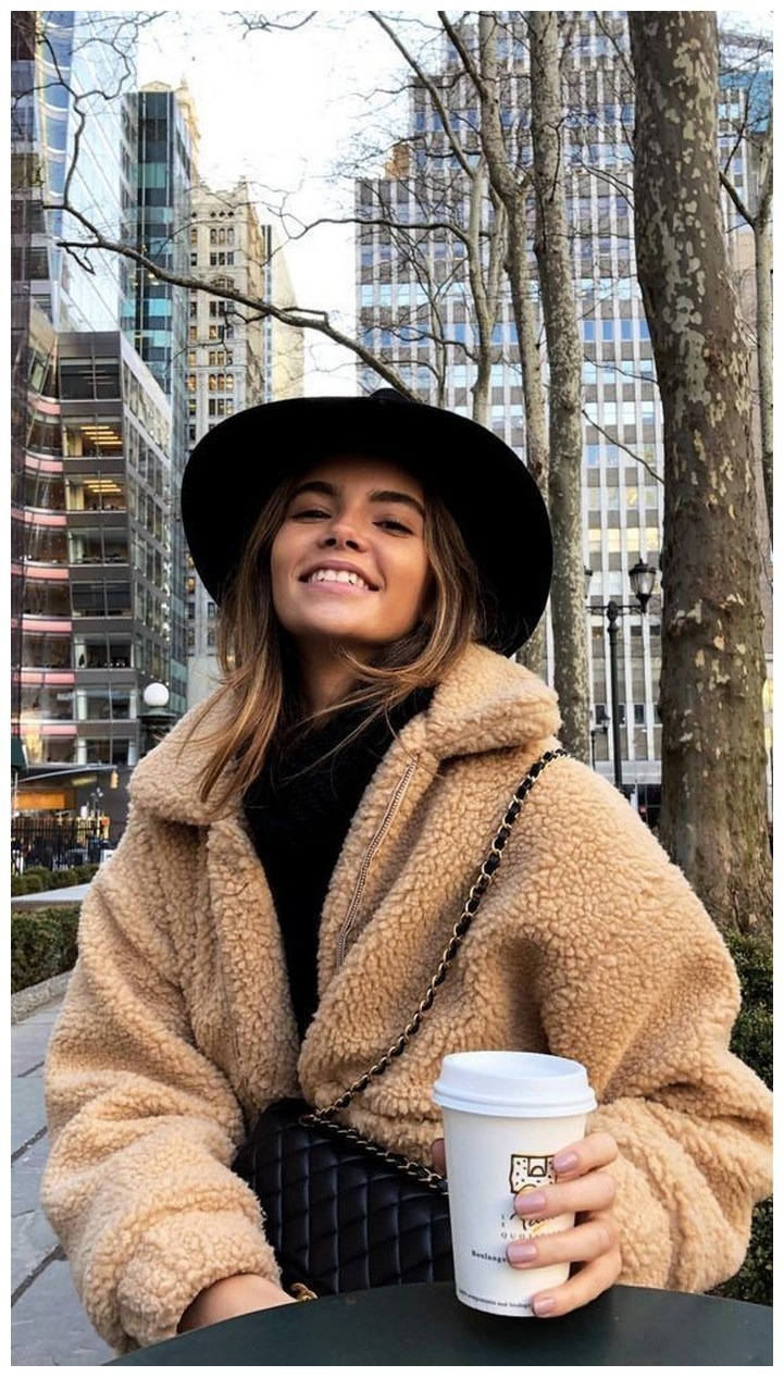 50+ cozy outfit idea you need to wear in winter 34