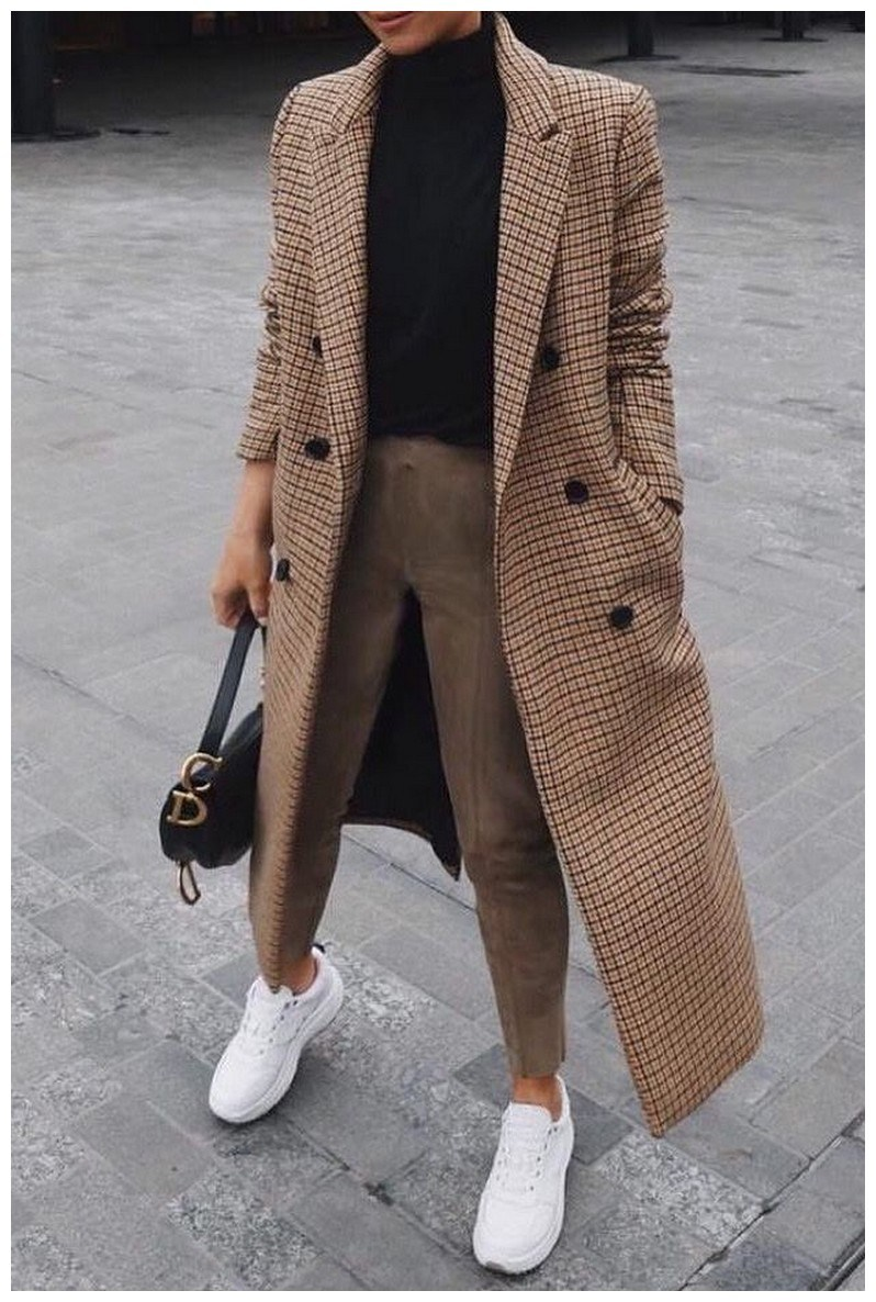 50+ cozy outfit idea you need to wear in winter 3