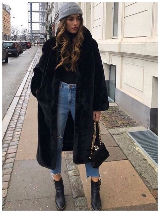 50+ cozy outfit idea you need to wear in winter 56
