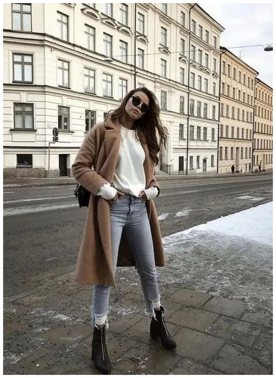 50+ cozy outfit idea you need to wear in winter 57
