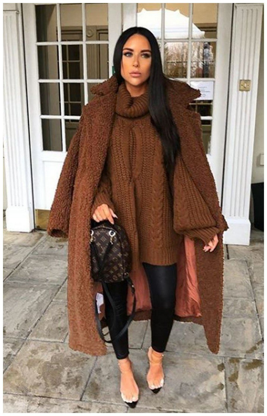 50+ cozy outfit idea you need to wear in winter 29