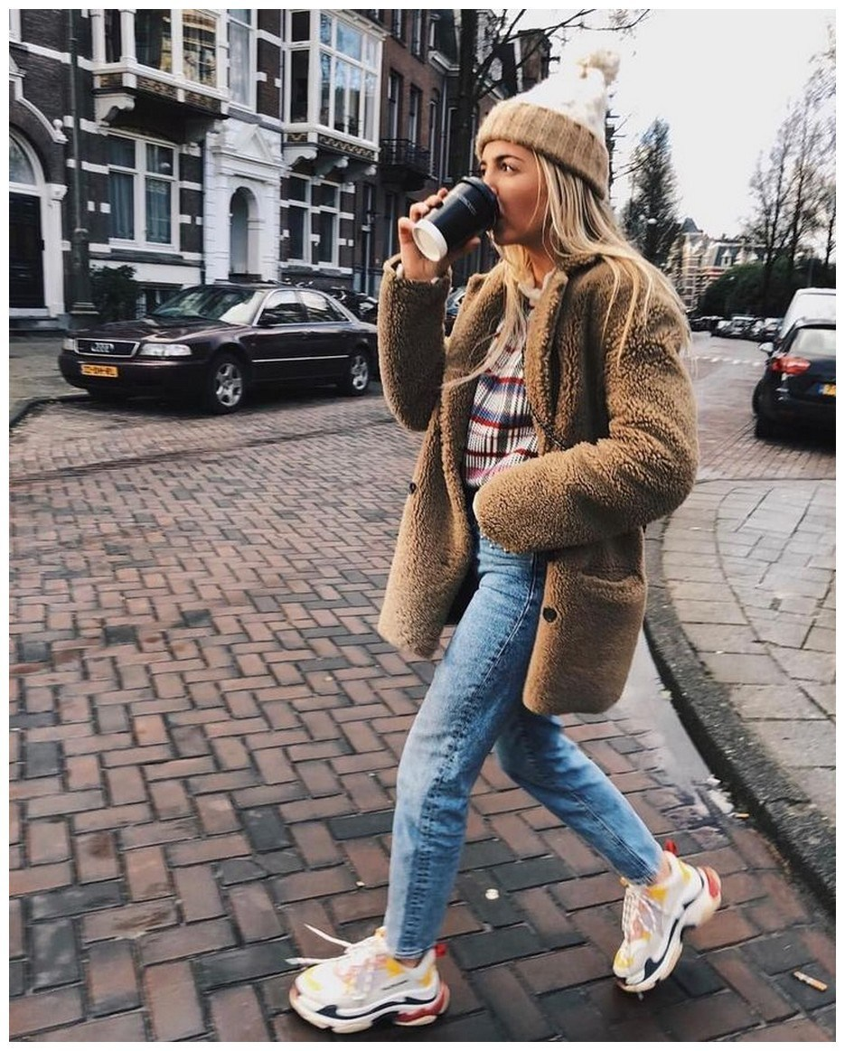 50+ pretty winter outfits you can wear on repeat 6