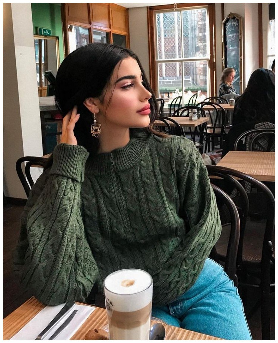 50+ pretty winter outfits you can wear on repeat 53