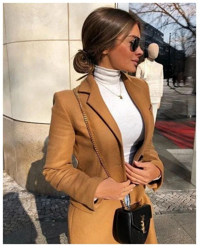50+ pretty winter outfits you can wear on repeat 51