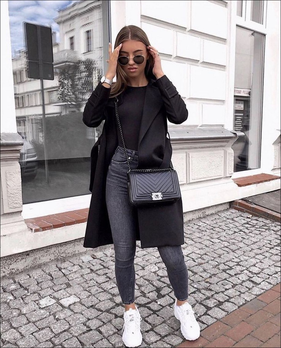 55+ magnificient winter outfits ideas to wear right now 32