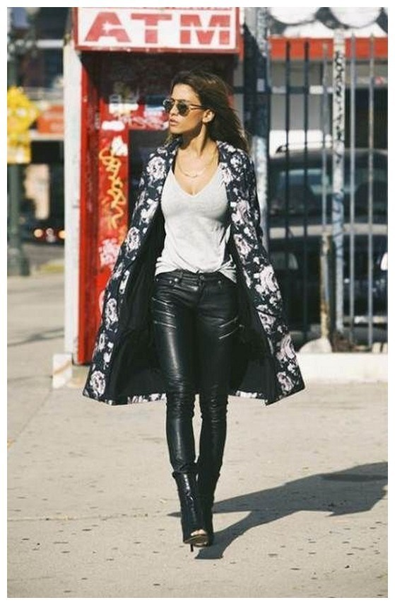 34+ rocker chic winter outfits you will love fashionplace info 5
