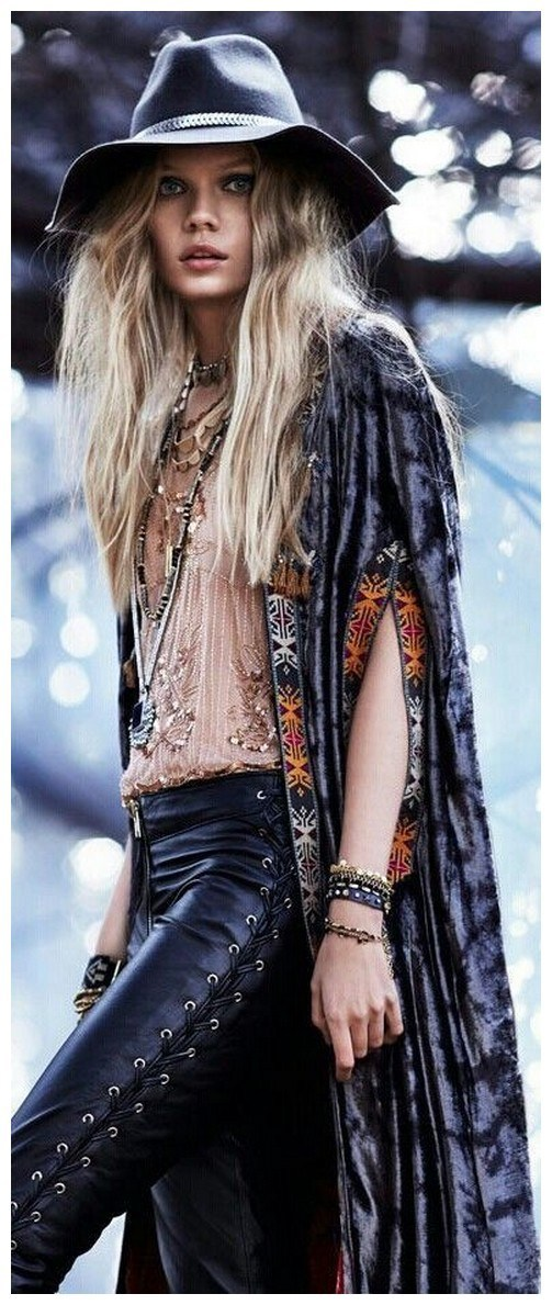 34+ rocker chic winter outfits you will love fashionplace info 15