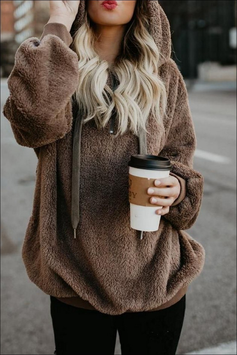 40+ best inspiring women winter outfit ideas 21