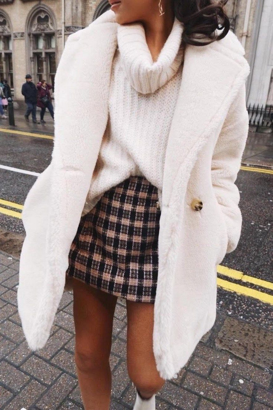31+ cute casual winter fashion outfits for teen girl 8
