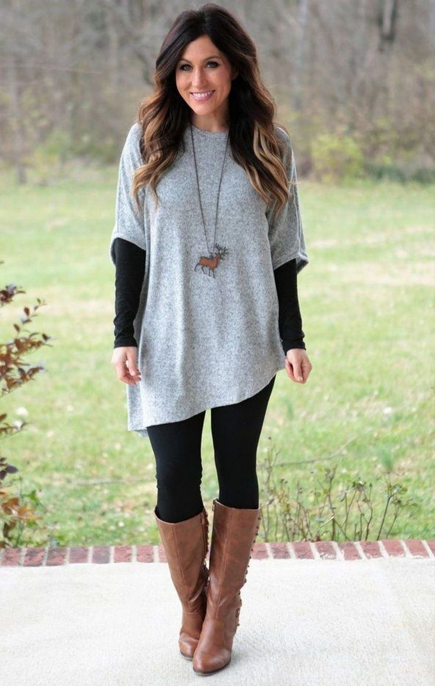 31+ cute casual winter fashion outfits for teen girl 30