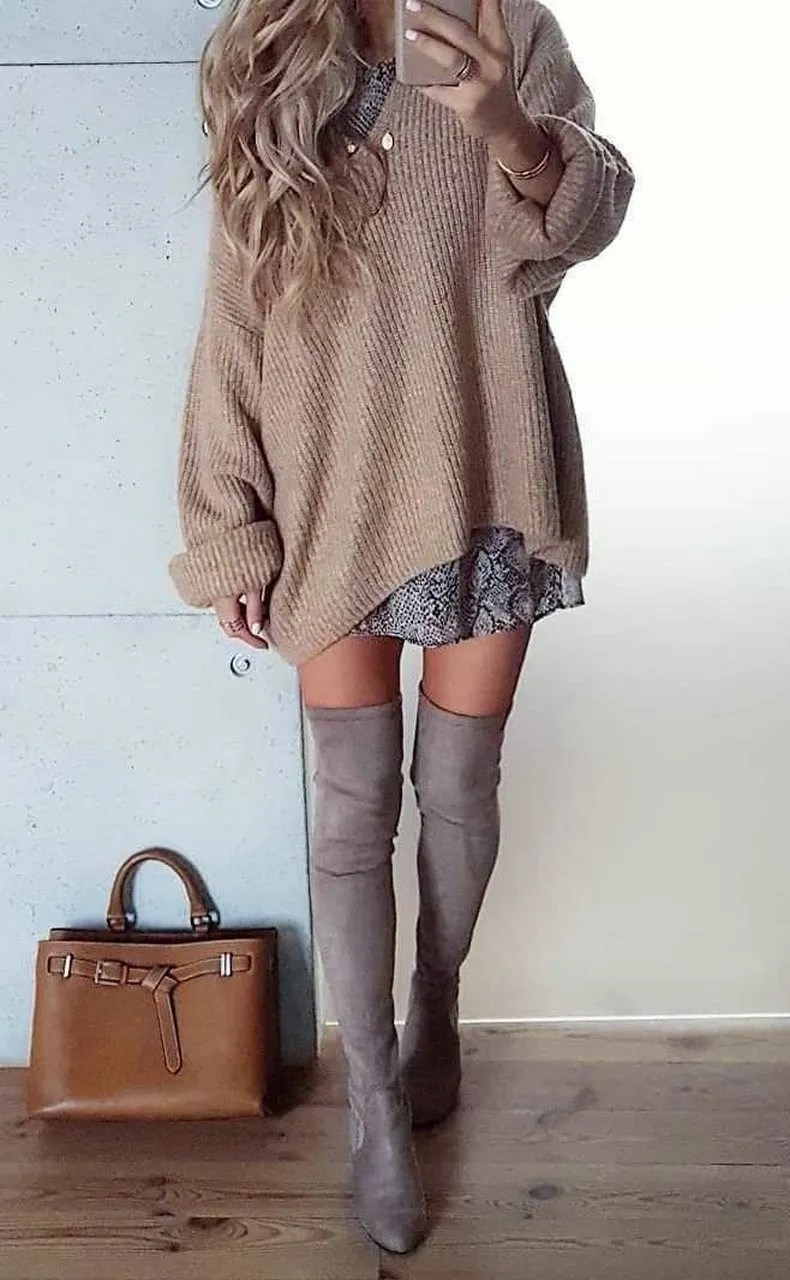 31+ cute casual winter fashion outfits for teen girl 33