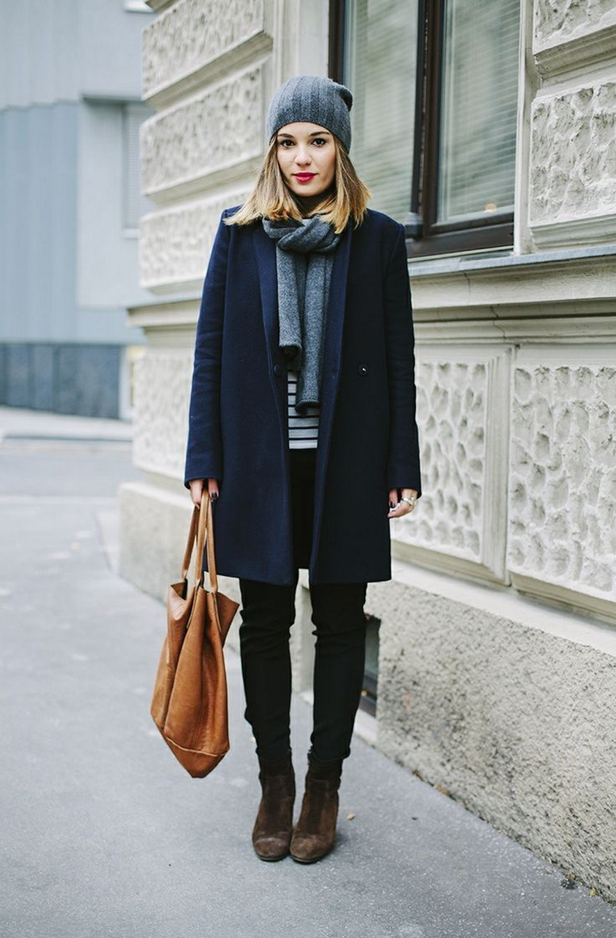 41+ combination for boots and coats this winter 7