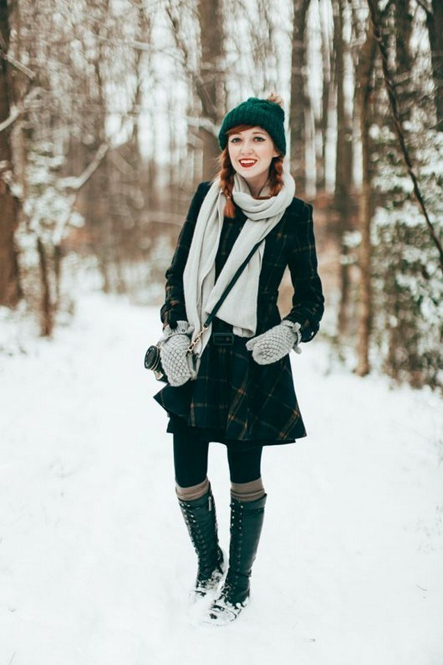 33+ cute winter fashion outfits 6