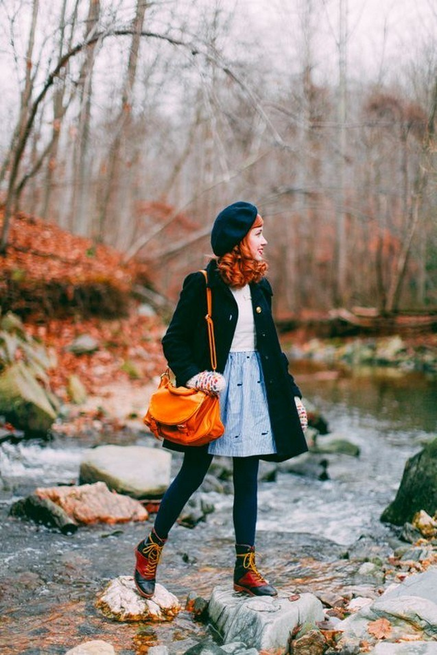 33+ cute winter fashion outfits 8