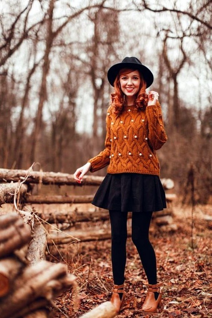 33+ cute winter fashion outfits 32