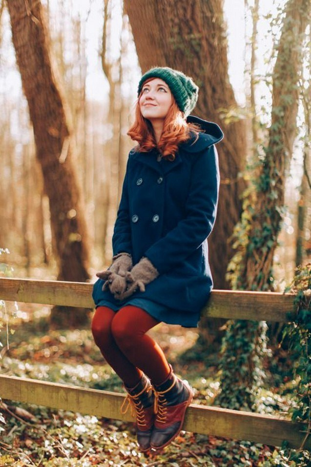 33+ cute winter fashion outfits 13