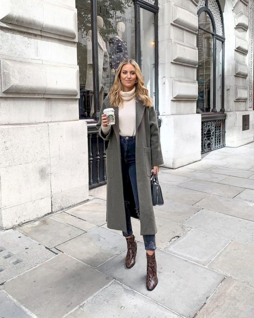 60+ the best work winter outfits ideas that make you more cool in this year 40
