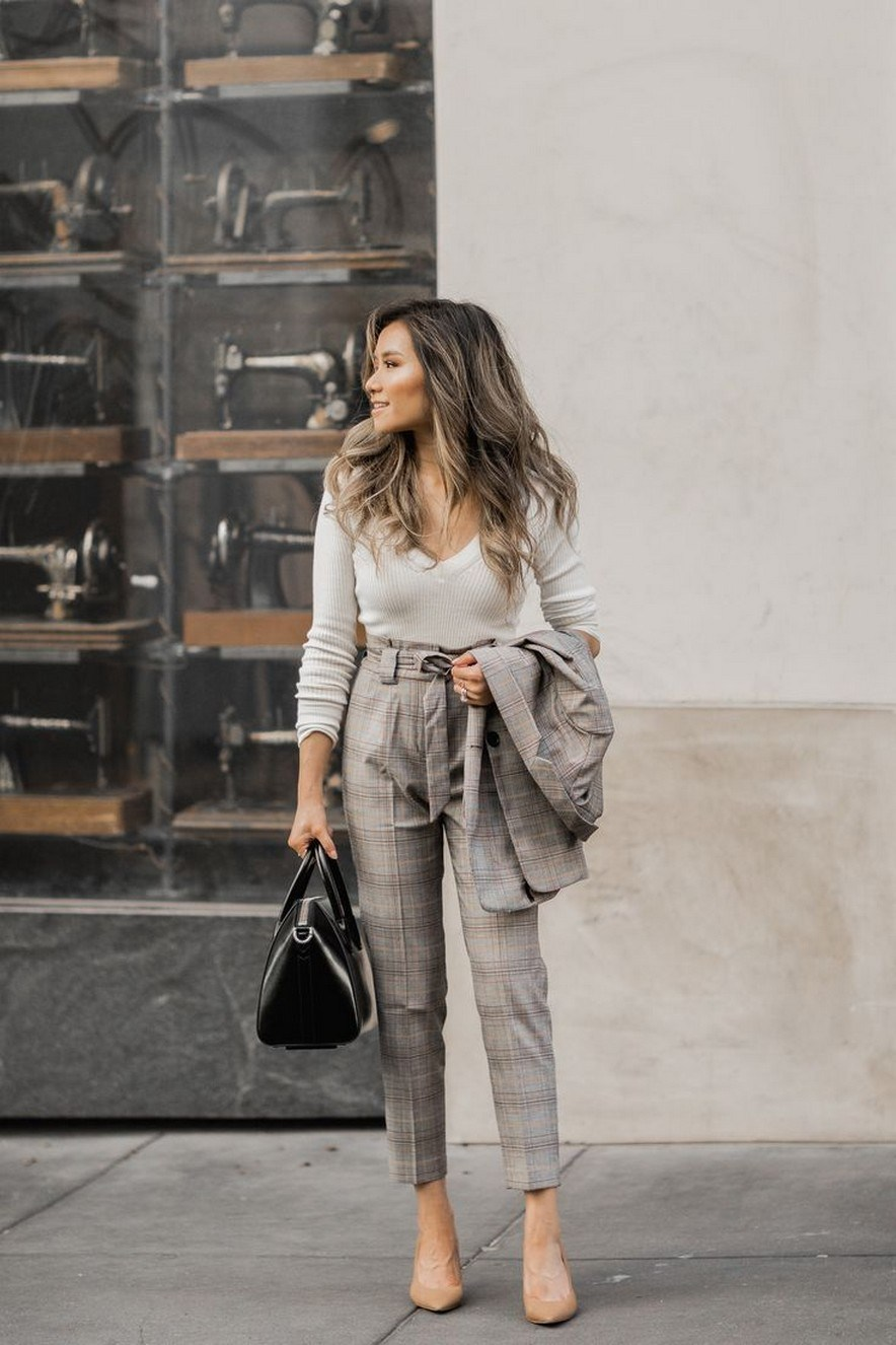 60+ the best work winter outfits ideas that make you more cool in this year 45