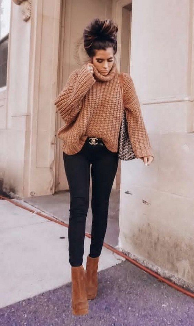 60+ the best work winter outfits ideas that make you more cool in this year 14