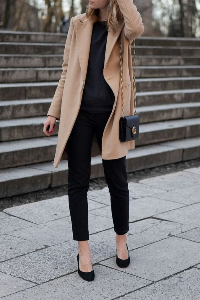 60+ the best work winter outfits ideas that make you more cool in this year 35