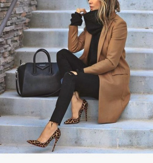 60+ the best work winter outfits ideas that make you more cool in this year 34