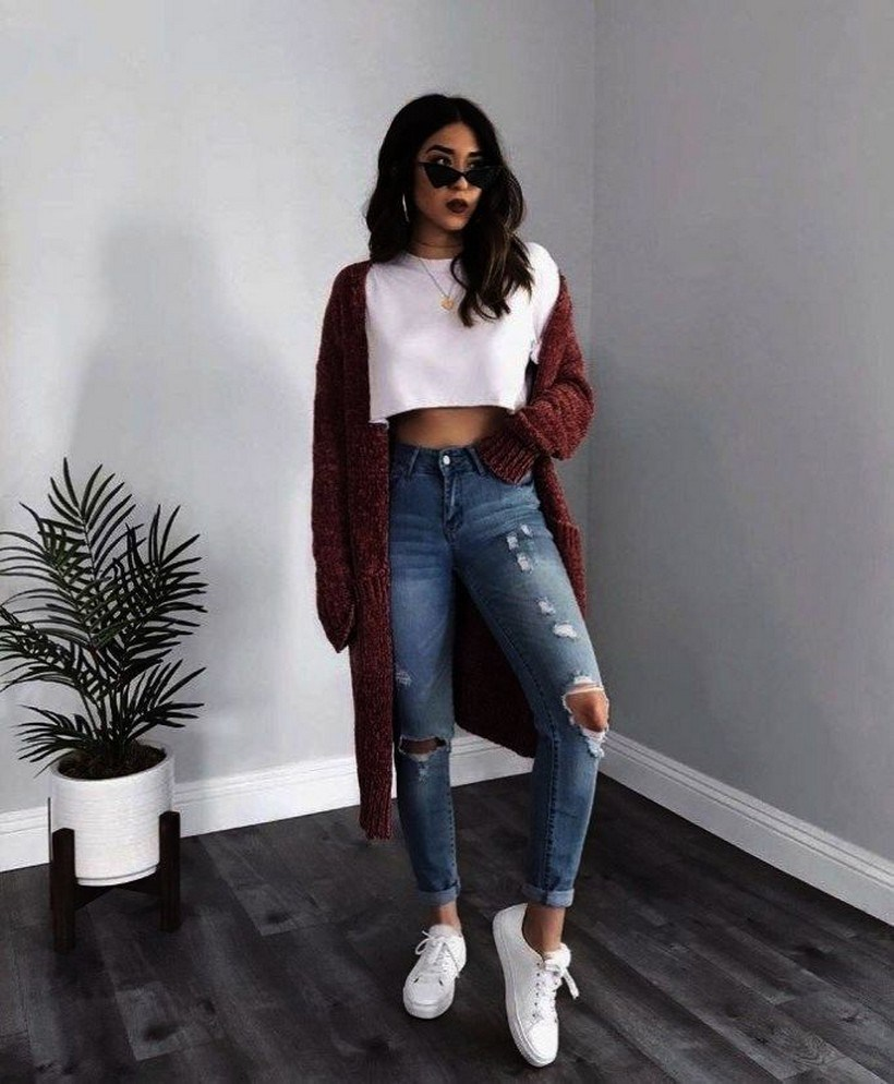 29+ basic outfit ideas every women should know for winter 24