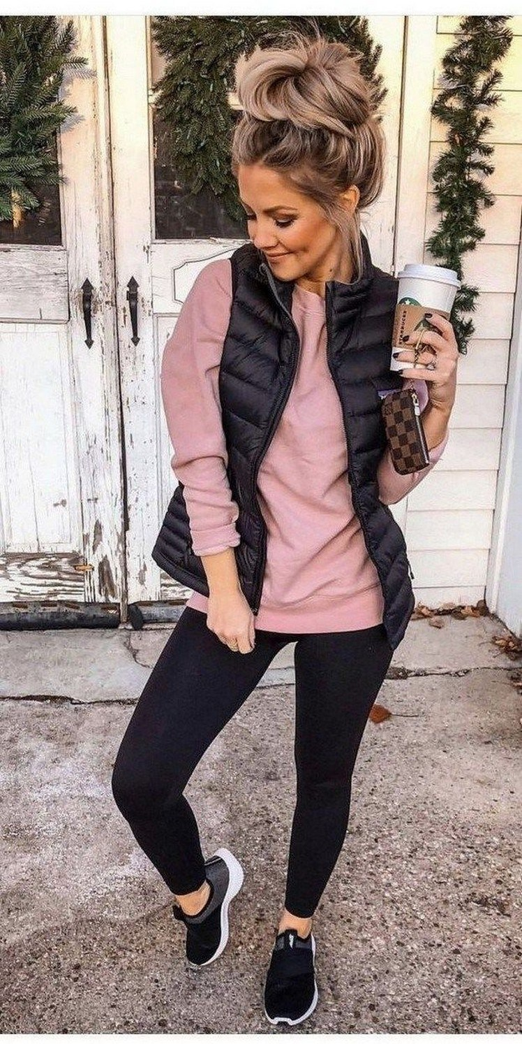 31+ trendy winter outfit ideas that women have to know 21