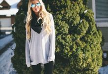 Try These 21 Trendy Teen Girls Look Outfit Ideas