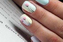 16 Brilliant Crisp White Nail Art Designs You Must Know