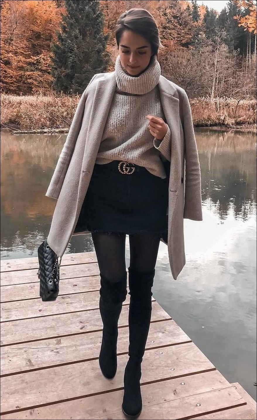 40+ best inspiring women winter outfit ideas 26