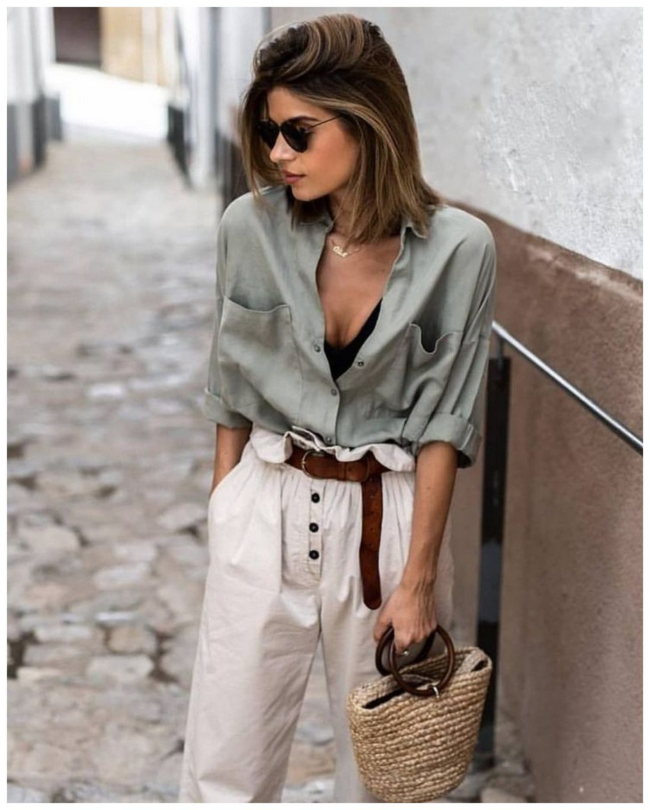 60+ minimalistic outfits for spring 32