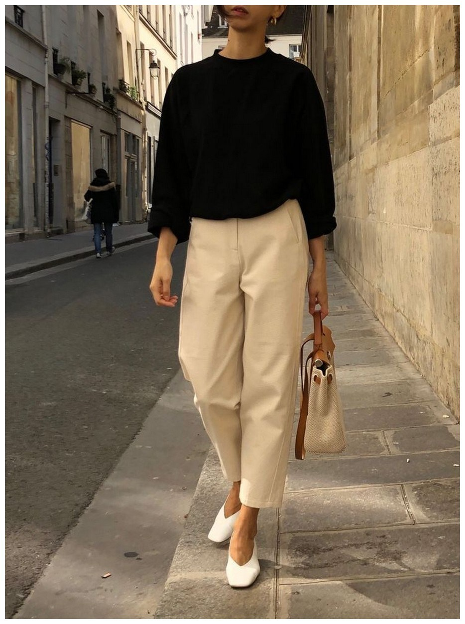 60+ minimalistic outfits for spring 20
