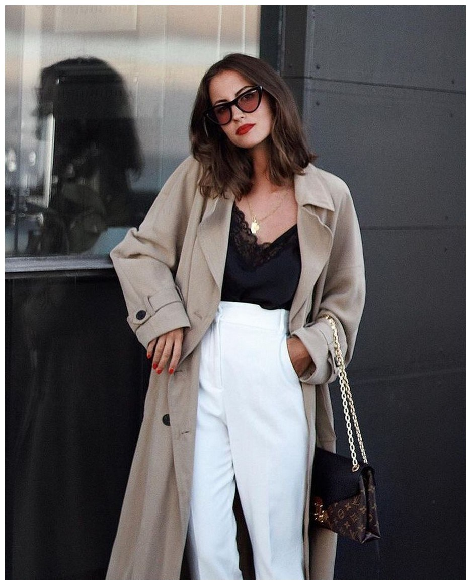 60+ minimalistic outfits for spring 41