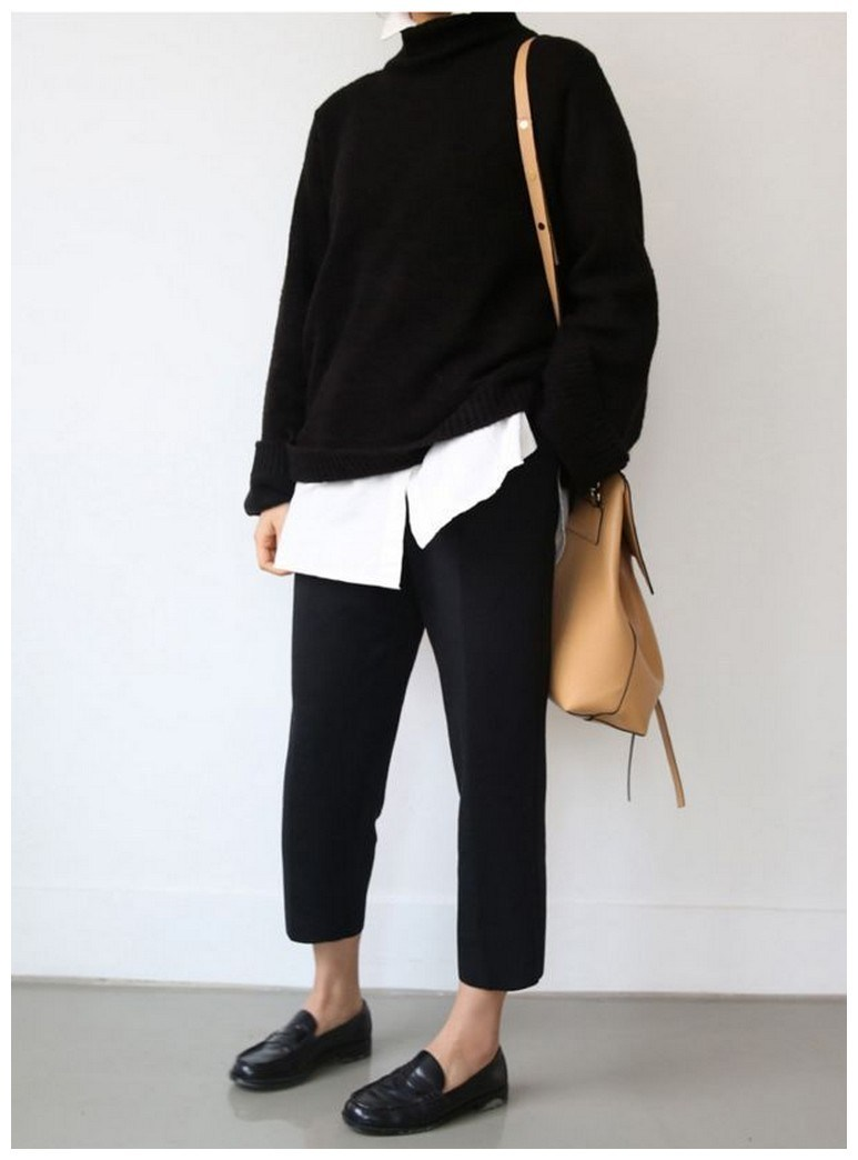 60+ minimalistic outfits for spring 62