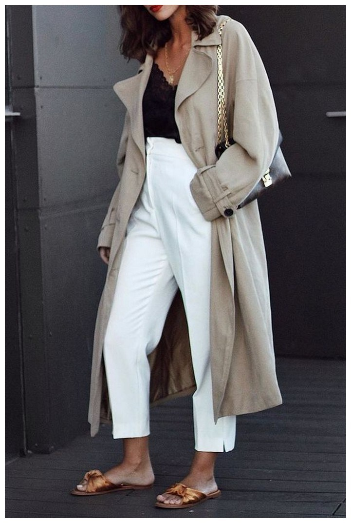 60+ minimalistic outfits for spring 19
