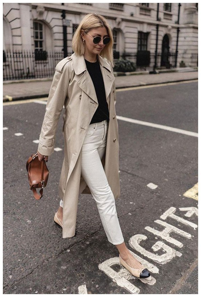 60+ minimalistic outfits for spring 35