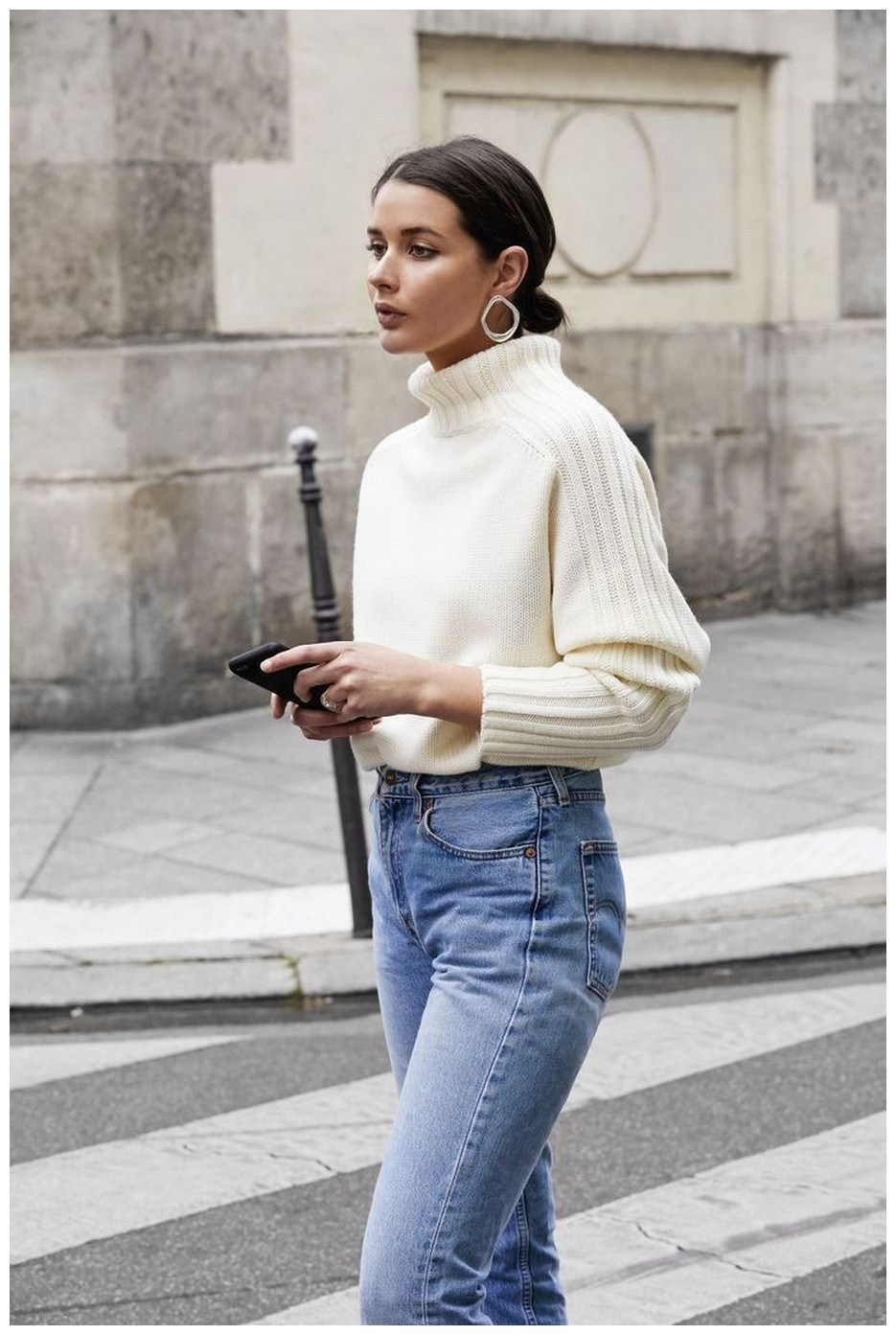 60+ minimalistic outfits for spring 53