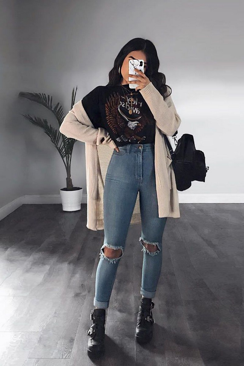 21+ outfit ideas for spring to get you through the week 17