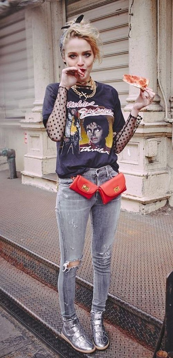 41+ ways to wear chic grunge outfits in spring 24