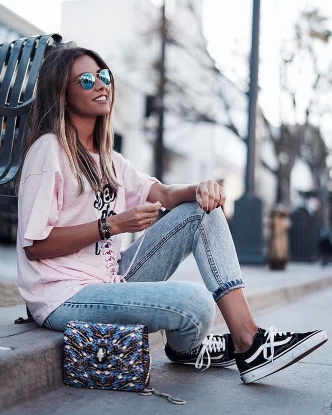 41+ ways to wear chic grunge outfits in spring 40