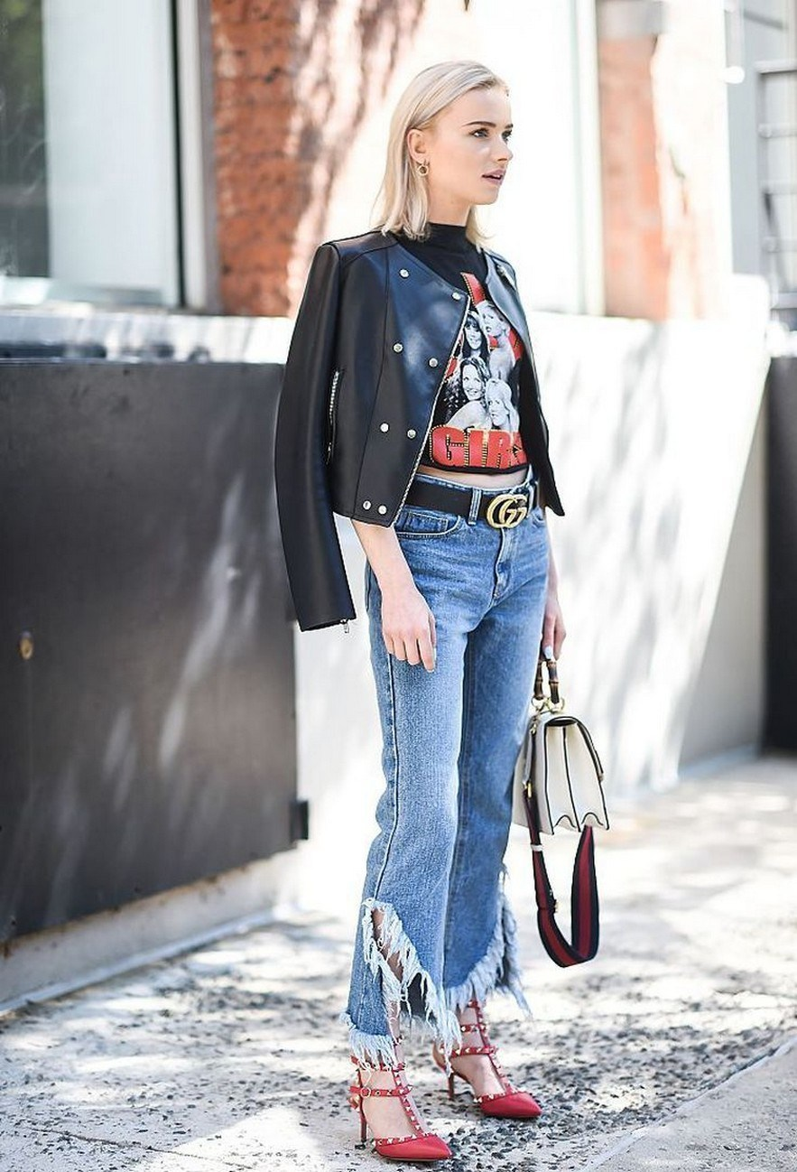 41+ ways to wear chic grunge outfits in spring 19