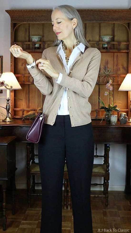 Spring Outfits for Women Over 50
